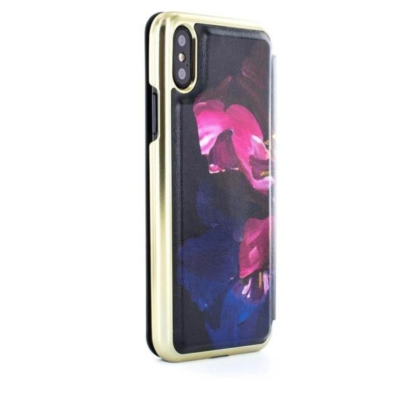 41e3fd28f384a Buy Proporta Ted Baker SHELEEN Mirror Folio Case for iPhone X ...