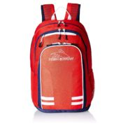 High Sierra H04AV073 Blaise Backpack Crimson/True Navy/White