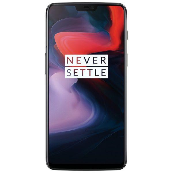 OnePlus 6 64GB Mirror Black 4G LTE Dual Sim Smartphone