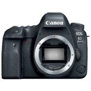 Canon EOS 6D Mark II DSLR Camera Body Black