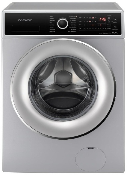 Daewoo Front Load Washer 10kg DWDELD1433 Price, Specifications ...