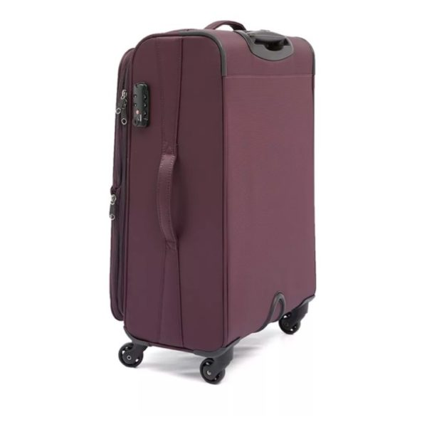 Eminent Soft Trolley Luggage Bag Purple 20inch - V610120PPL