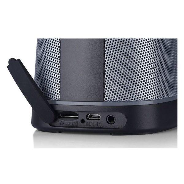 F&D Portable Bluetooth Speaker Grey W7