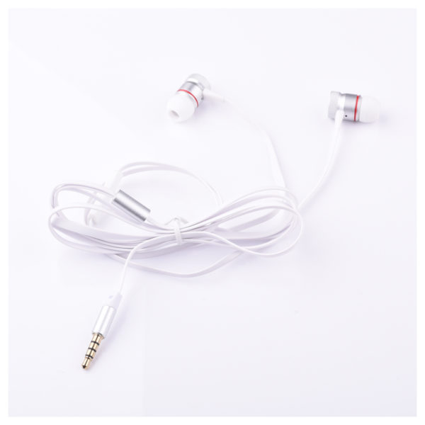 Ette ET81 Wired Earphone White