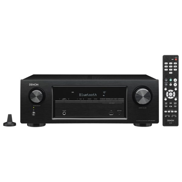Denon AVRX540BT+ SYS2020 5.1 Home Theater Package