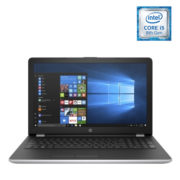 HP 15-BS133NE Laptop - Core i5 1.6GHz 6GB 1TB 2GB Win10 15.6inch FHD Silver