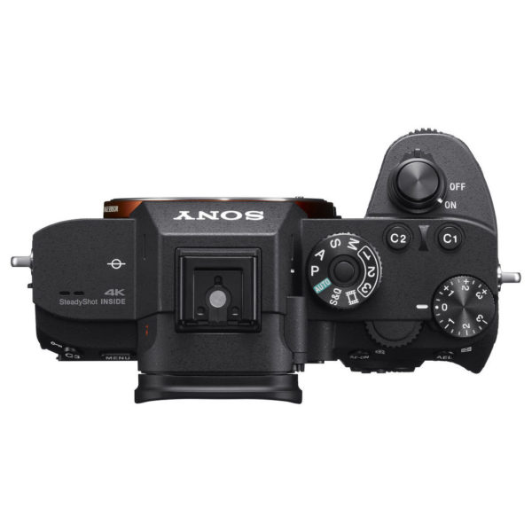 Sony A7R III Digital Mirrorless Camera Body Only Black