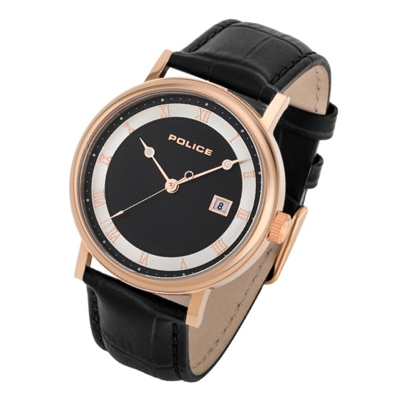 Police P 15438JSR-02 Frisco Mens Watch