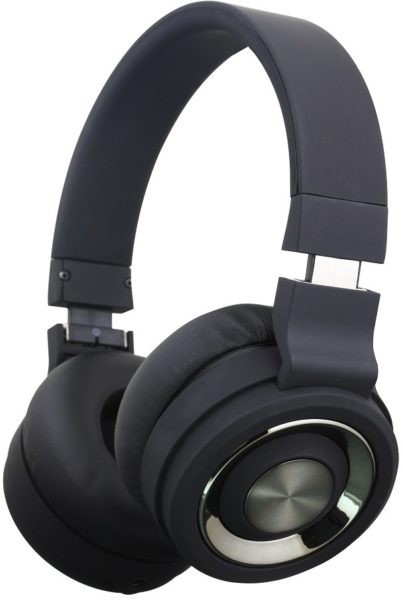 Eklasse EKBTHP08IN Bluetooth Headphone Black