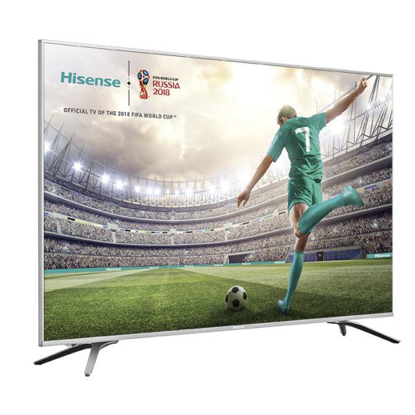 Hisense 65P6 4K HDR UHD LED Smart Television 65inch