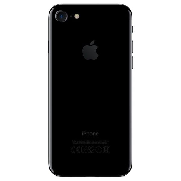 Apple iPhone 7 128GB Jet Black With FaceTime