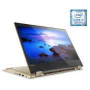 Lenovo Yoga 520 81C800AVAXGLDRDTN Convertible Touch Laptop Corei5 1.6GHz 8GB 256GB SSD 2GB Win10 14inchFHD