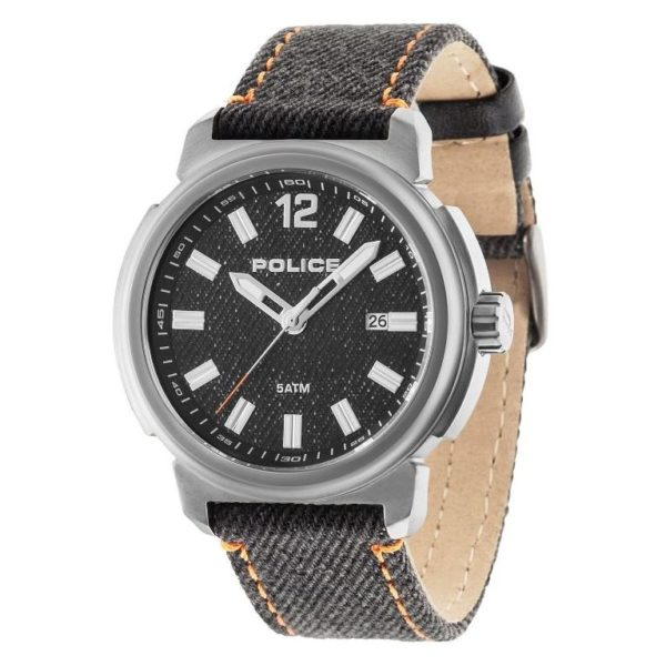 Police P 14797JSU-61 Tramp Mens Watch