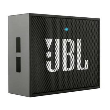 JBL GO Portable Bluetooth Speaker Black