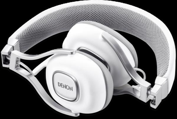 Denon AHMM200 Headphone White