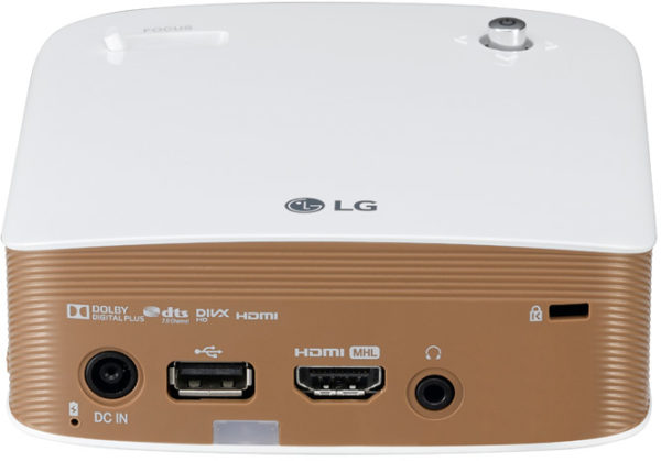 LG PH150G Minibeam LED Projector