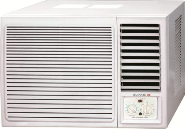 Daewoo Window Air Conditioner 2 Ton DWB2448CT Price, Specifications