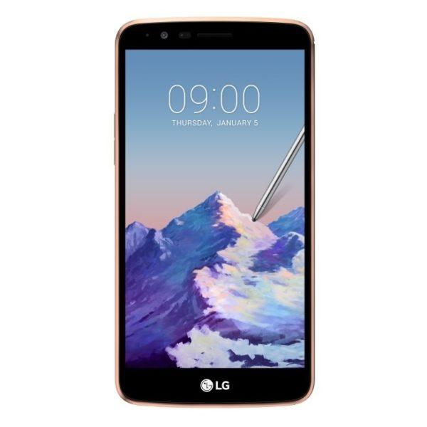 LG Stylus 3 4G Dual Sim Smartphone 16GB Gold + Case