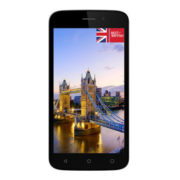 Ibrit ALPHA 3G Dual Sim Smartphone 8GB Black Gold