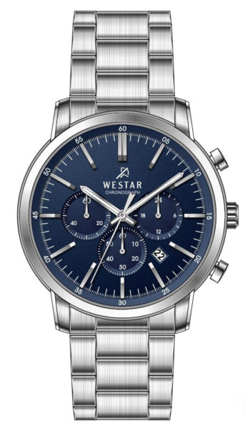 Westar 50125STN104 Profile Mens Watch