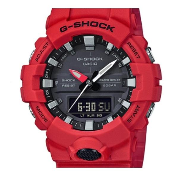 Casio GA-800-4A G-Shock Watch