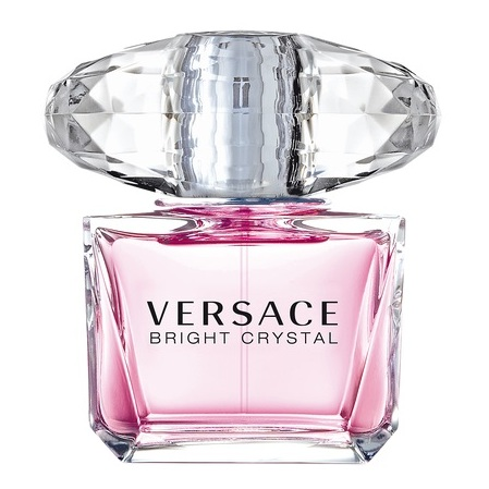 Versace Bright Crystal Perfume For Women 90ml Eau de Toilette + Versace Dylan Blue Perfume For Men 100ml Eau de Toilette