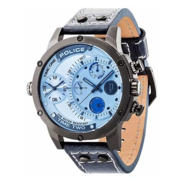 Police P 14536JSU-13A Adder Mens Watch