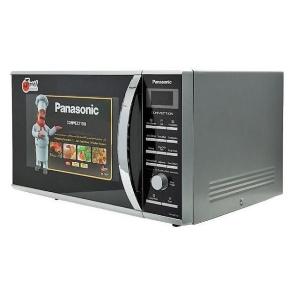 Panasonic Microwave Oven Convection 27l 900w Promo Nncd671m