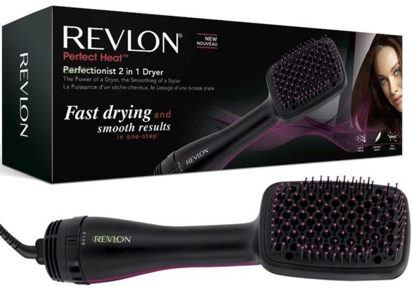 Revlon Perfectionist Paddle Dryer RVHA6475ARB