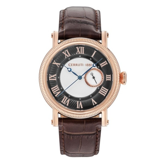 Cerruti 1881 CRWA153SR02DB Vernazza Mens Watch
