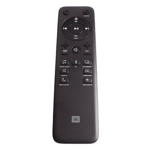 JBL 2.1-Channel Soundbar With Wireless Subwoofer