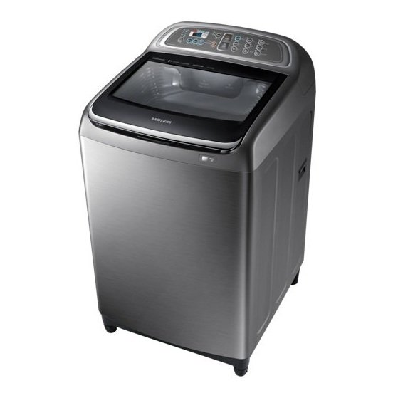 Samsung Top Load Fully Automatic Washer 12kg WA12J6750SPGU