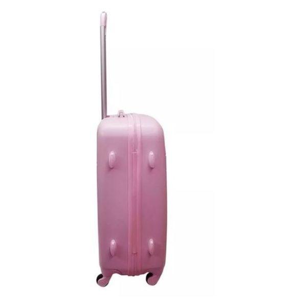 Highflyer Mama Series Trolley Luggage Bag Grey 3pc Set TH60183PC
