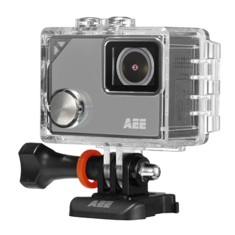 AEE S91B Lyfe Silver WiFi Action Camera