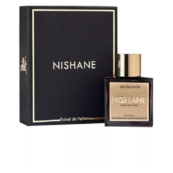 Nishane Musiqa Oud Perfume For Unisex 50ml Eau de Parfum