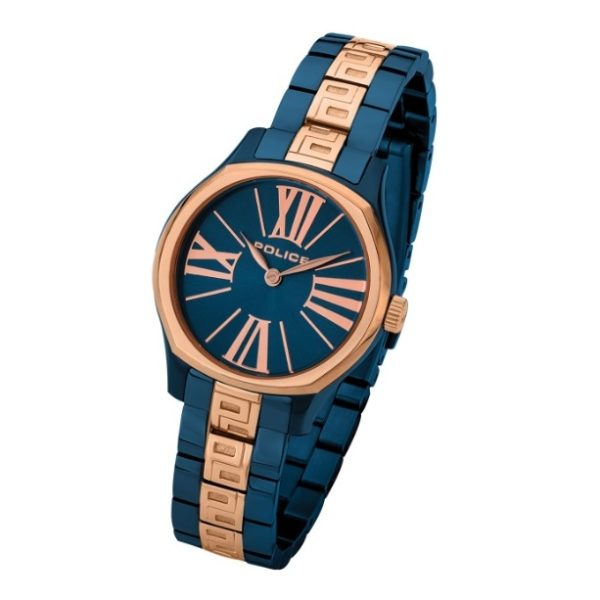 Police P 14991LSRBL-03M Bennet Ladies Watch