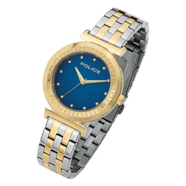 Police P 14555MSG-03MT Claire Ladies Watch