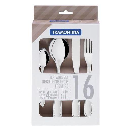 Tramontina Cutlery 16pc Set 66906655
