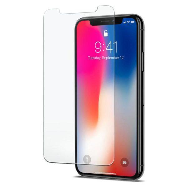size 40 b3524 44f4d Buy Spigen Glastr Slim Glass Screen Protector For Apple iPhone X ...