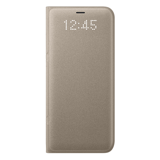 Samsung Flip Cover Gold For Galaxy S8+