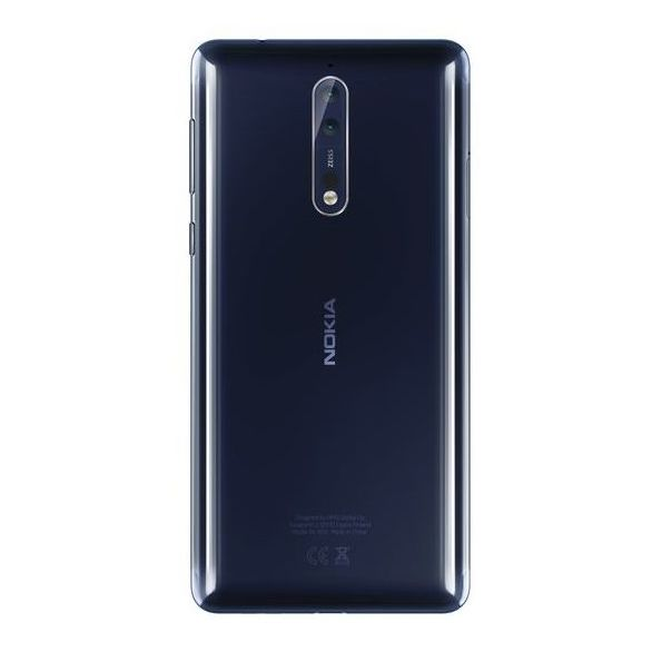 Nokia 8 TA1004 4G Dual Sim Smartphone 64GB Polished Blue