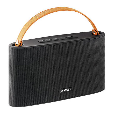 F&D Portable Bluetooth Speaker Black W17