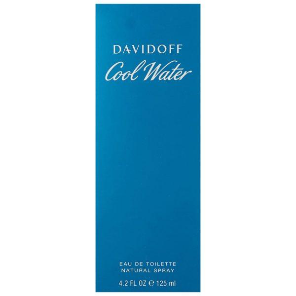 Davidoff Cool Water Perfume For Men 125ml Eau de Toilette + Davidoff Cool Water Perfume For Women 100ml Eau de Toilette