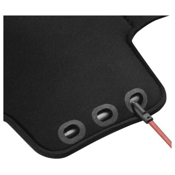 Spigen Velo Sport Universal Armband Black For 4.7inch - A701
