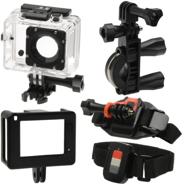 Vivitar DVR 914HD 4K Action Camera Black