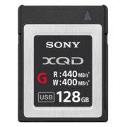 Sony QDG128E XQD Flash Memory Card 128GB