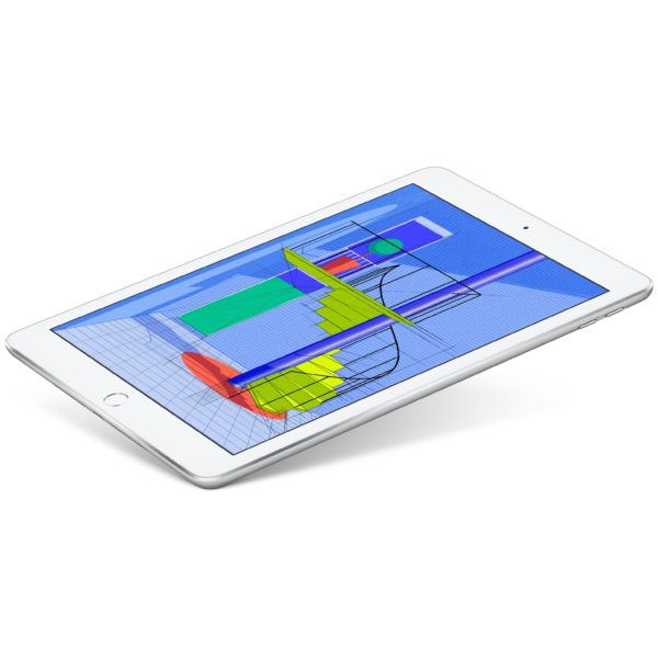 Apple iPad (2018) - iOS WiFi 128GB 9.7inch Silver