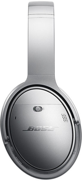 Bose 7599440020 Quiet Comfort 35 Wireless Headphone Silver