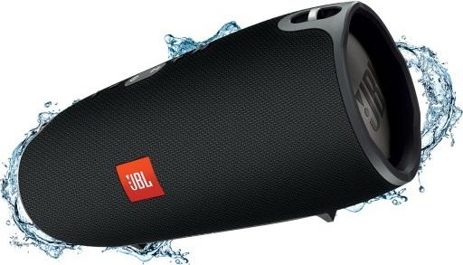 JBL XTREMEBLKEU Bluetooth Portable Speaker Black