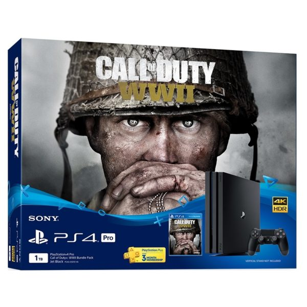 Buy Sony PS4 Pro Gaming Console 1TB Black With Call Of